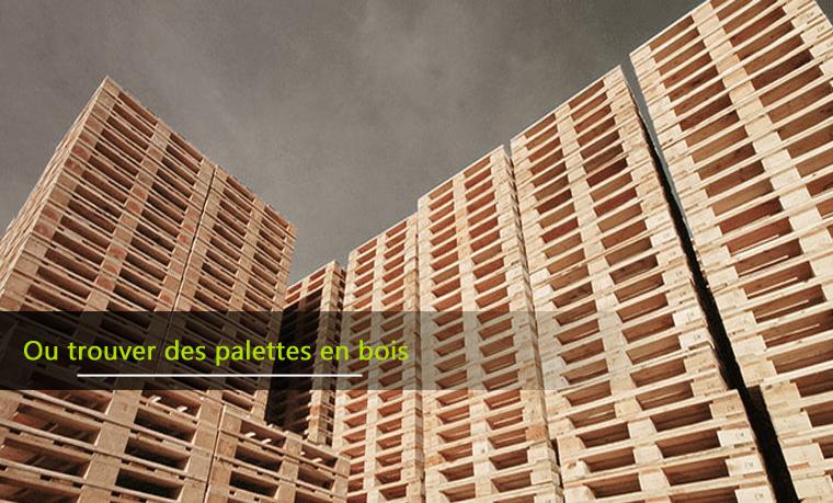 Ou trouver des palettes en bois et que faire avec astuces en ligne for Que faire avec des palettes bois