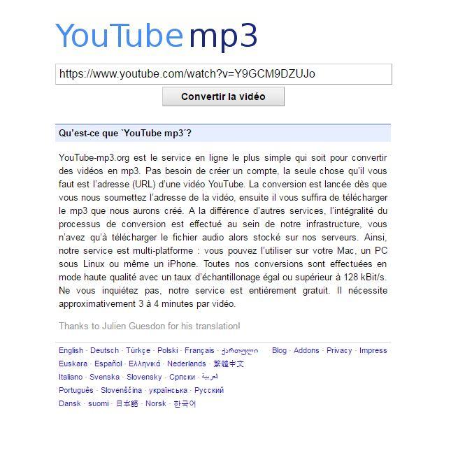 télécharger de la musique sur youtube - astucesenligne.fr