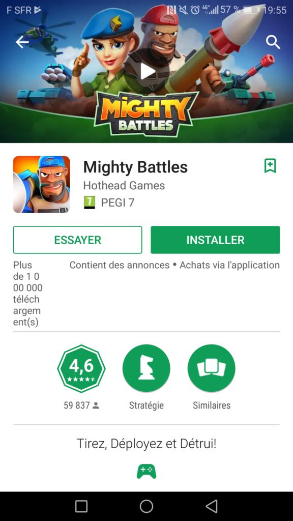 Google play instant - astucesenligne.fr