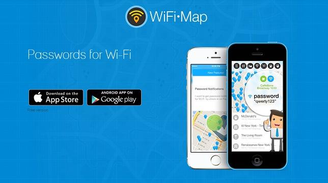 avoir le wifi gratuitement sur téléphone